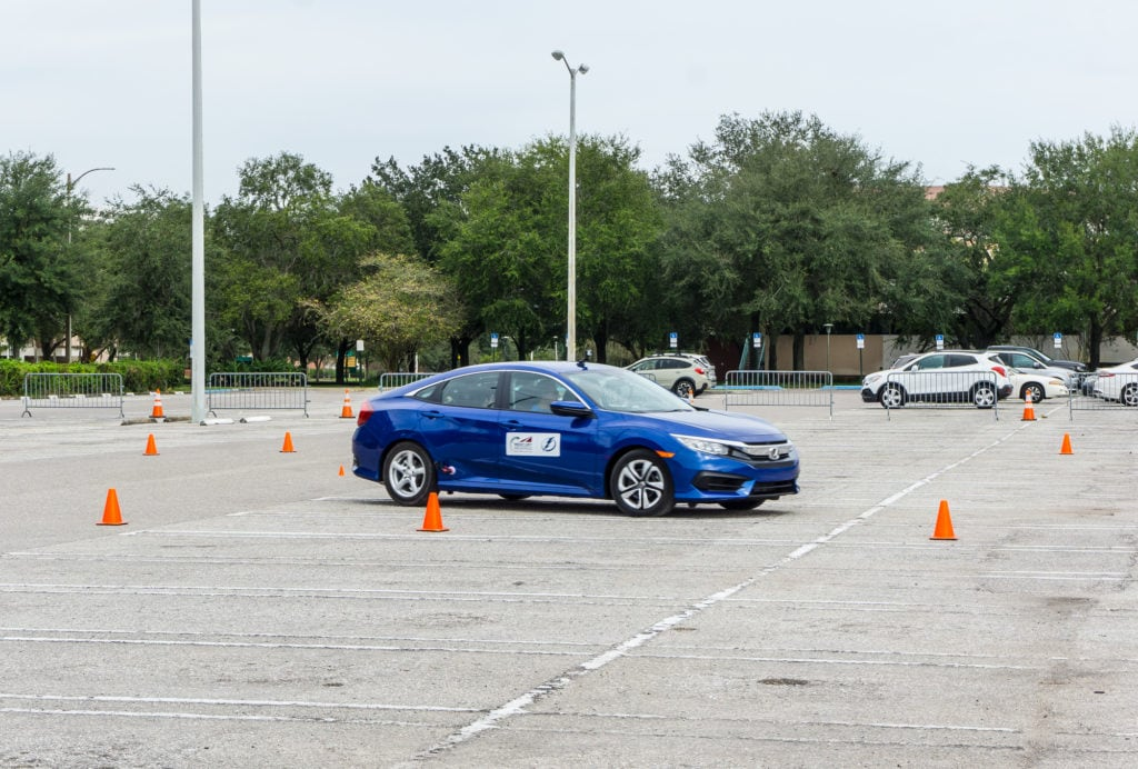 Mercury Insurance Drive Safe Challenge Tampa