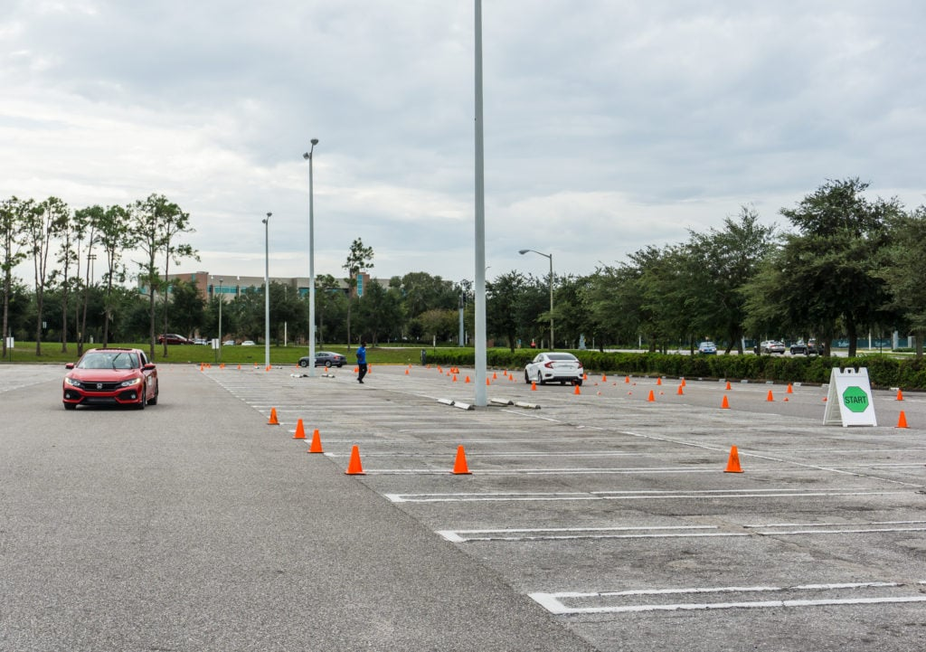 distracted driving course