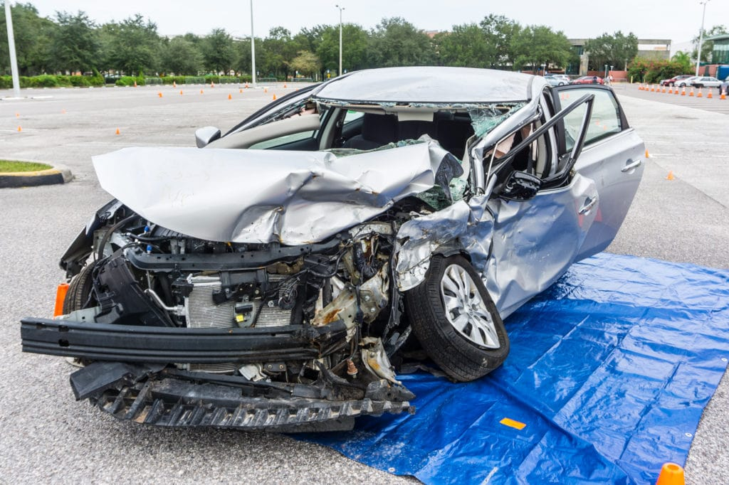 auto accident teen driver