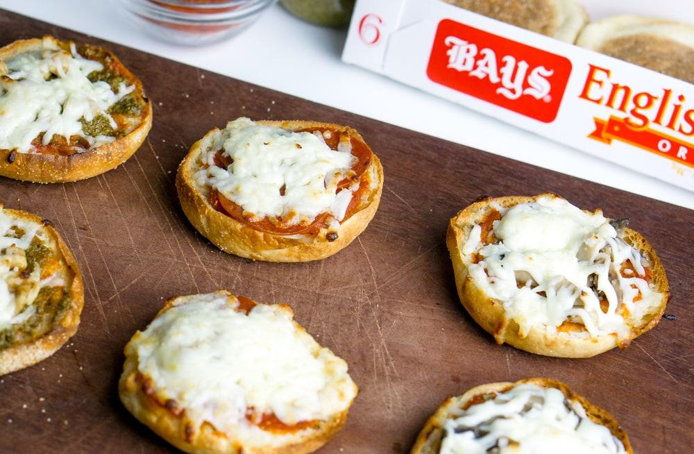 english muffin pizza recipe