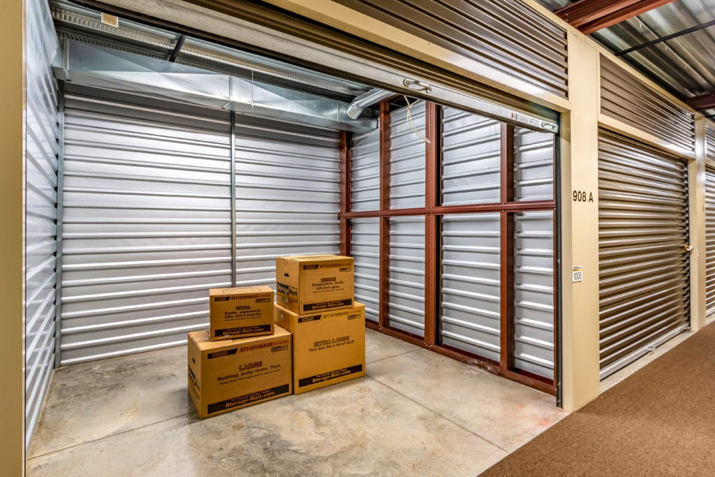 StorageMart storage unit