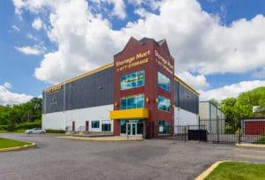 self-storage facility StorageMart