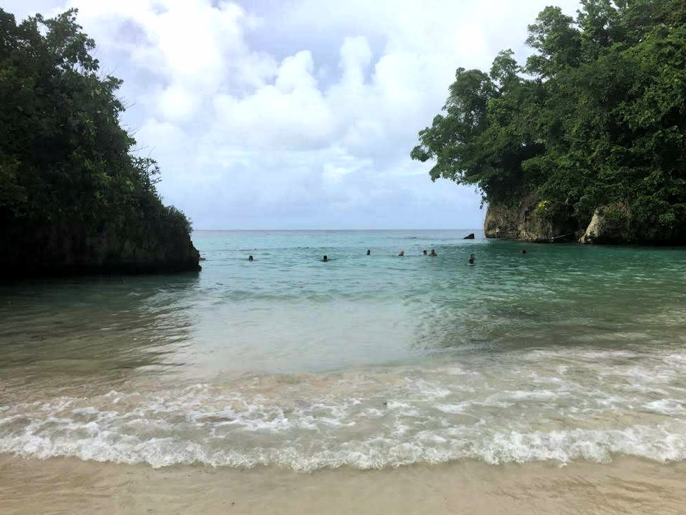 Frenchmans cove Jamaica