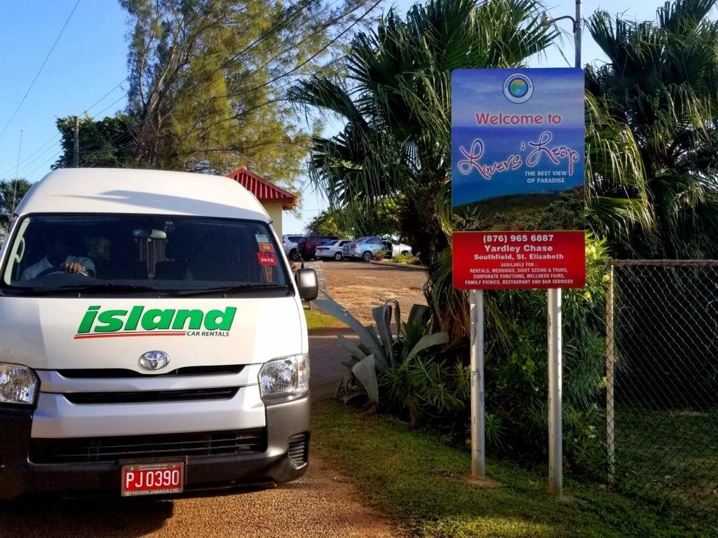 Island Car Rentals Jamaica