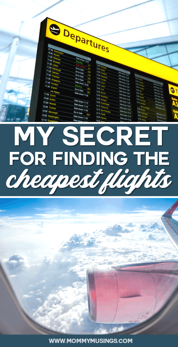 finding the cheapest flights