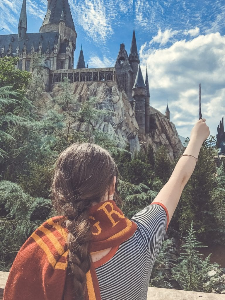 the wizarding world of Harry Potter Universal Orlando