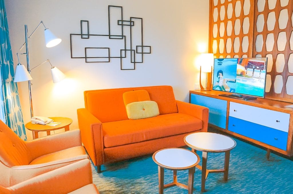 cabana bay family suite