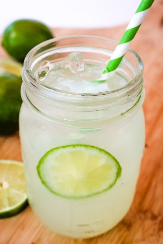 Limeade Recipe How To Make Limeade