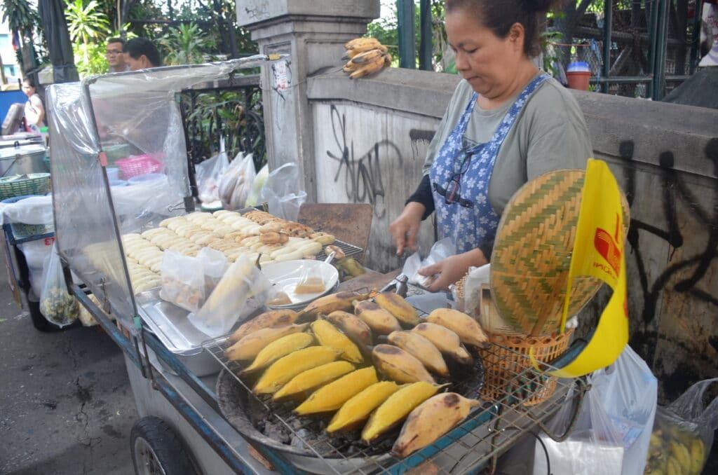 street vendor Bangkok