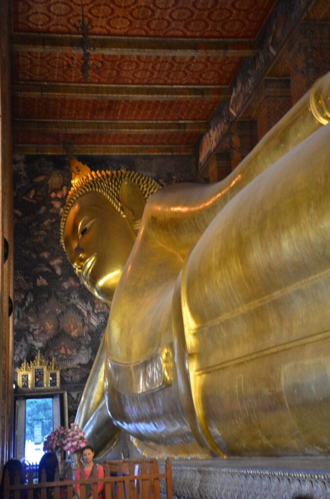 Wat Pho (the Temple of the Reclining Buddha)