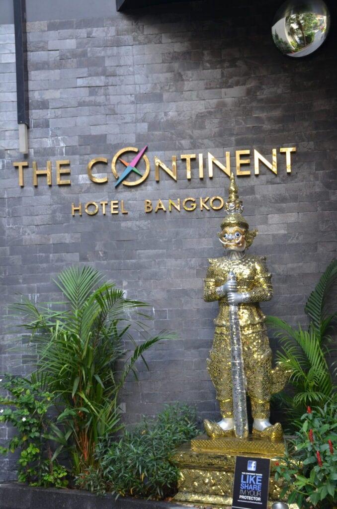 the continent Bangkok