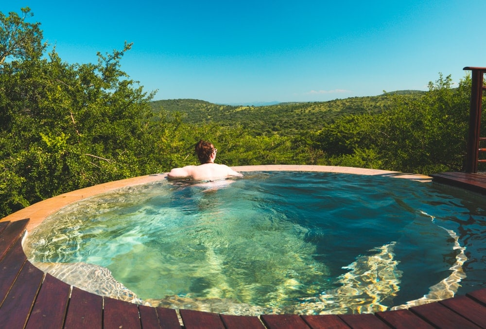 Thanda Safari Plunge Pool
