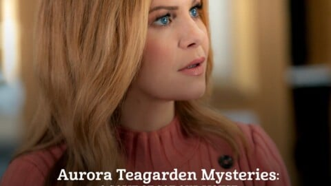 "Hallmark Movies & Mysteries ""Aurora Teagarden Mysteries: A Game of Cat and Mouse"" Premiering this Sunday, August 4th"