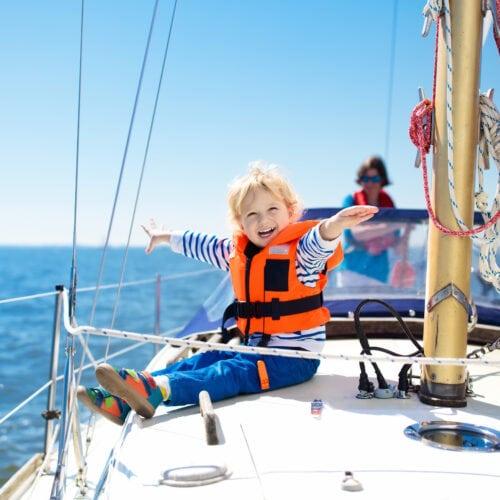 Family Sailing Trip