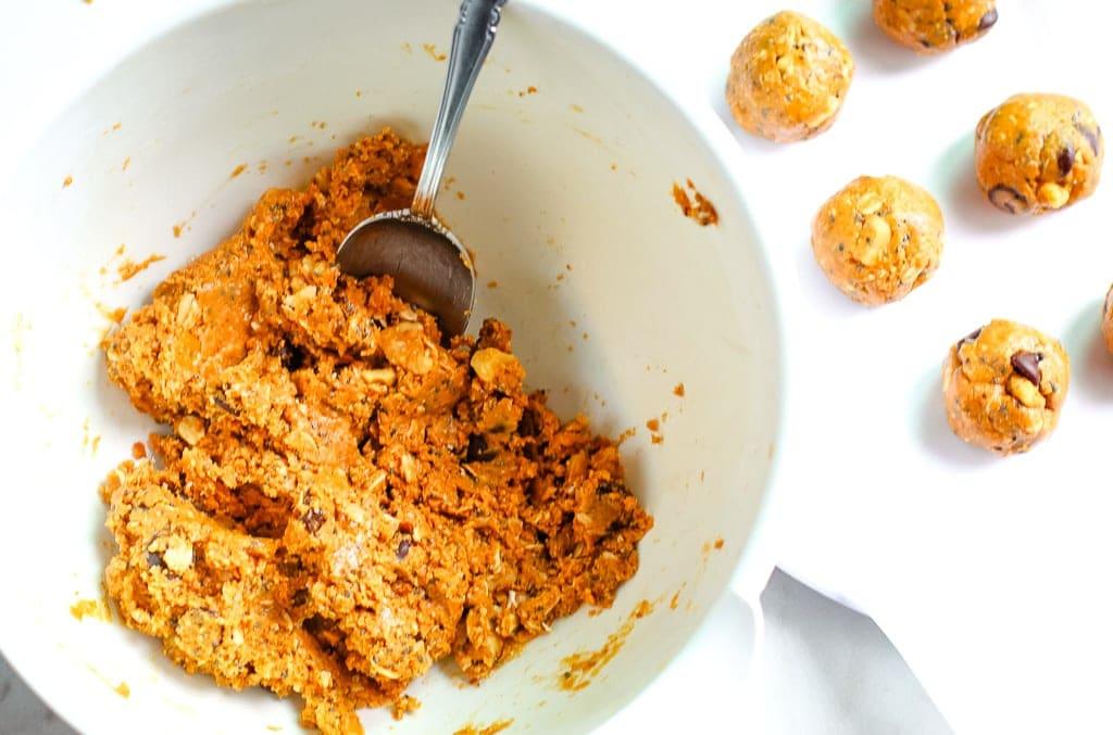 easy peanut butter balls
