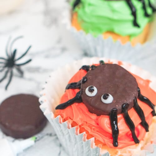 halloween sweet rolls cream cheese frosting