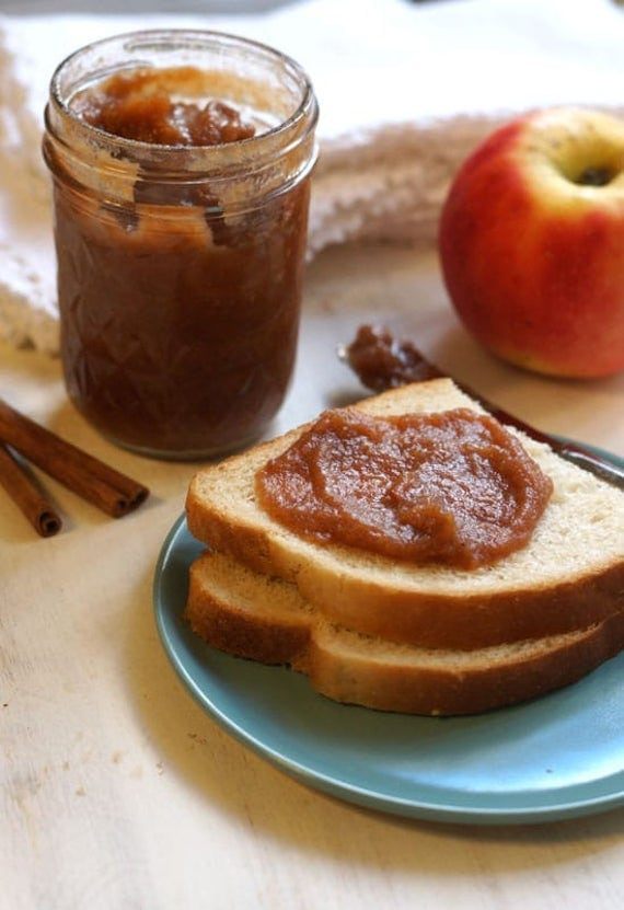 Bourbon Apple Butter | Etsy