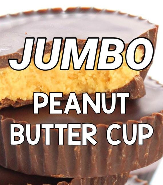 JUMBO Peanut Butter Cup Lipsessed Lip Balm LIMITED EDITION   Etsy