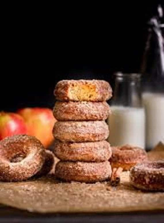 Apple Cider Donuts | Etsy