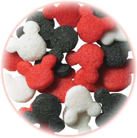 Mickey Inspired Sprinkles