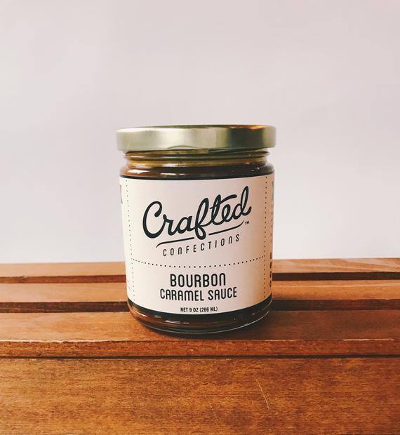 Bourbon Caramel Sauce | Etsy