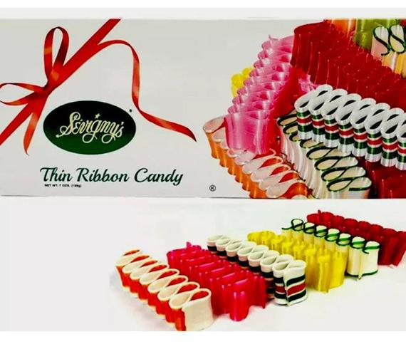 Old Fashioned Thin Ribbon Candy