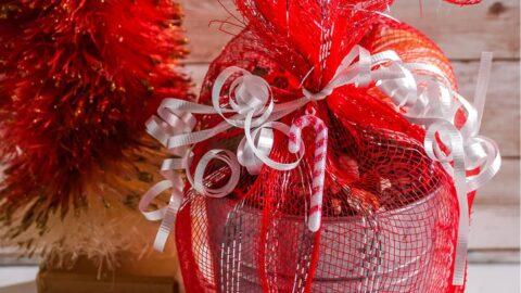 dollar tree hot cocoa bomb neighbor gift