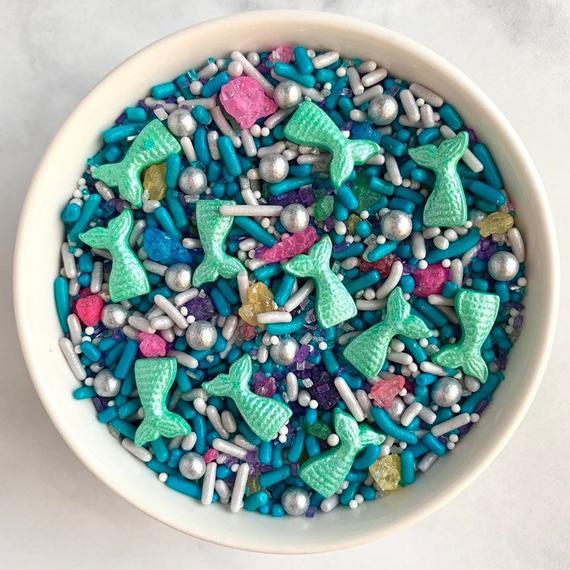 Mermaid Sprinkle Mix