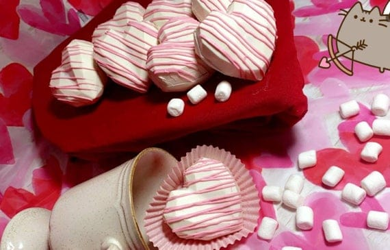 Fast Shipping Heart Hot Cocoa Bombs. | Etsy