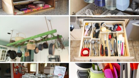 6 photos of kitchen organization ideas